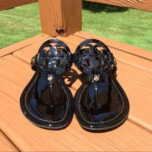 Tory Burch Miller sandals EUC